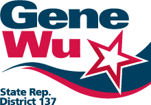 Gene Wu - State Rep. District 137