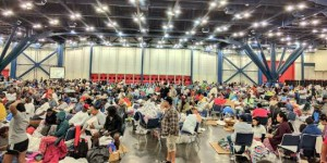 GRB Harvey 2017